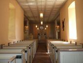 Innenraum Dorfkirche Kladow